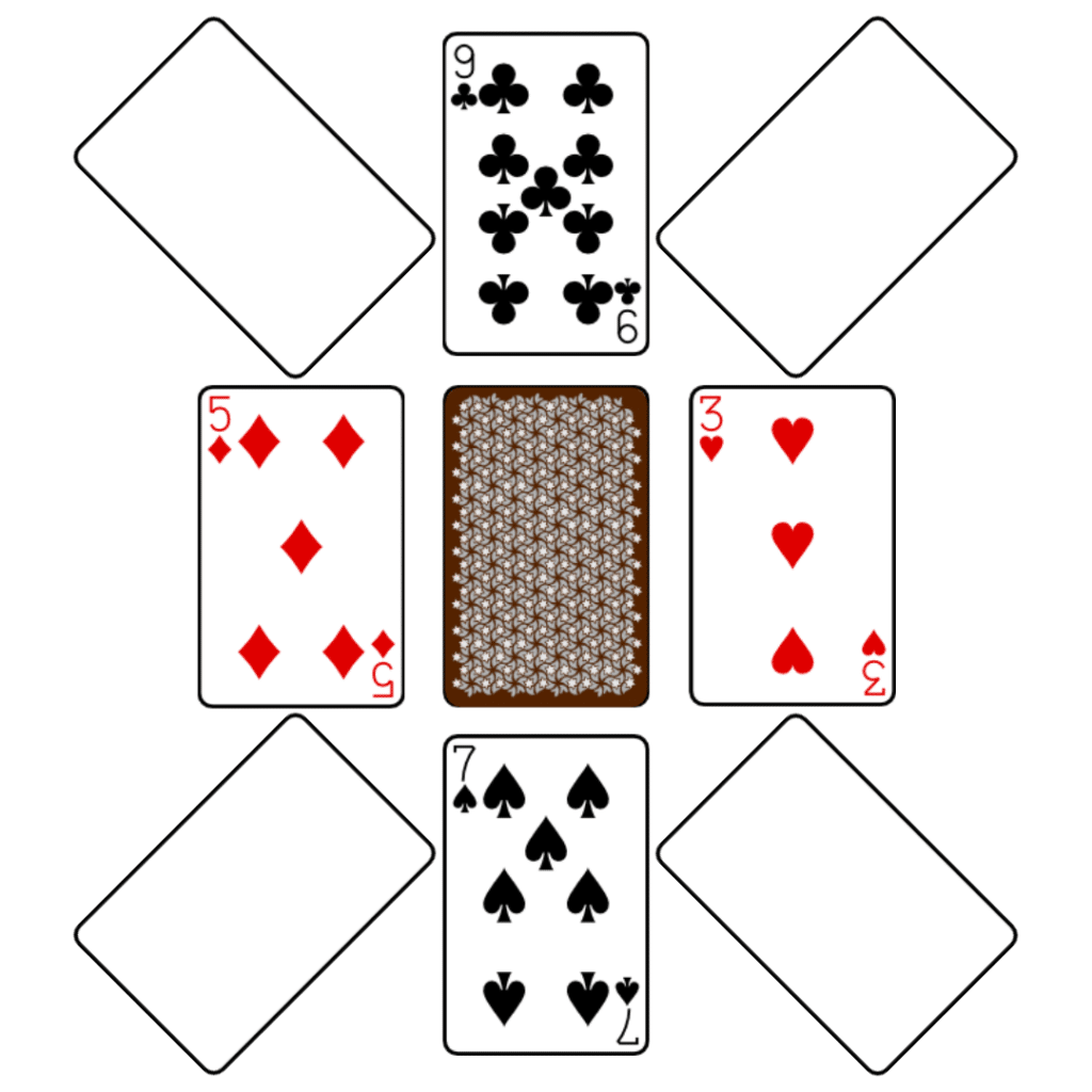 How to Play Kings in the Corner